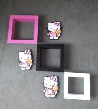 TRIO  Hello Kitty