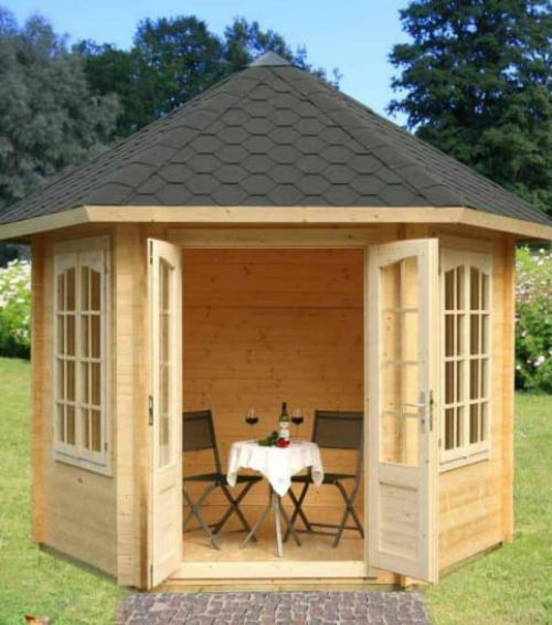 arredamento da giardino e gazebi legno market aurelia